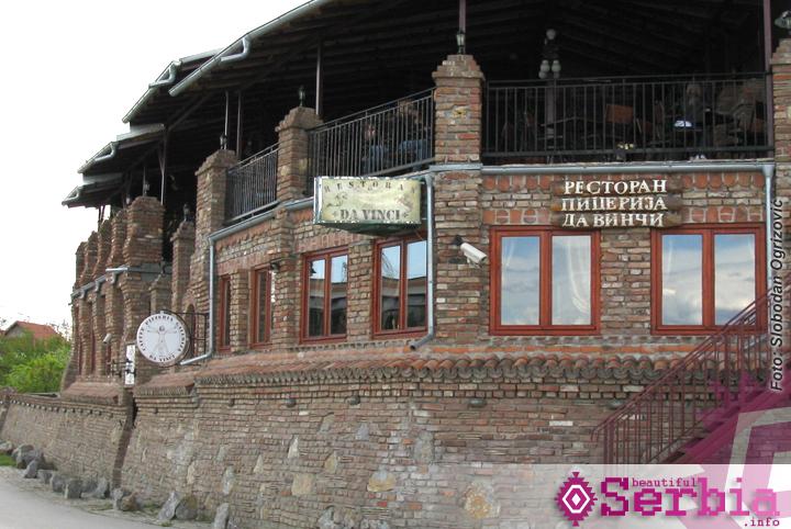 da vinci Vinča, u predvorju Beograda