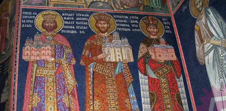 oplenac-crkva