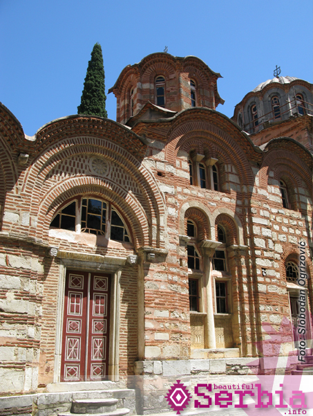 hilandar saborna crkva Hilandar