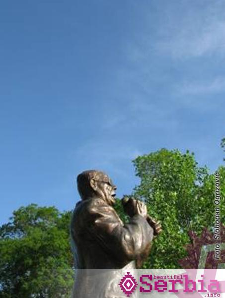 nis spomenik sabanu bajramovicu Grad Niš ili KonstantiNišopolj