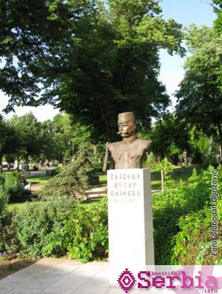 nis spomenik vojvodi petru Grad Niš ili KonstantiNišopolj