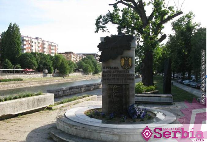 nis spomenik zrtvama NATO agresije1 Grad Niš ili KonstantiNišopolj