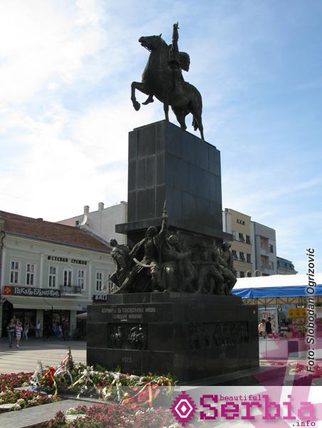 nis spomenik Grad Niš ili KonstantiNišopolj
