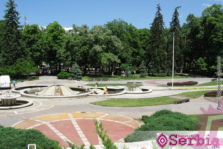 niska banja Grad Niš ili KonstantiNišopolj