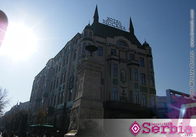 beograd terazije Razgledanje Beograda