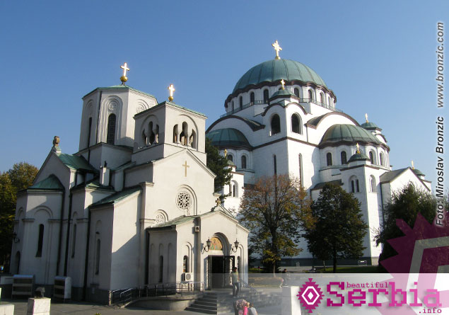 crkva svetog save Razgledanje Beograda