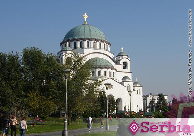 hram svetog save beograd Razgledanje Beograda
