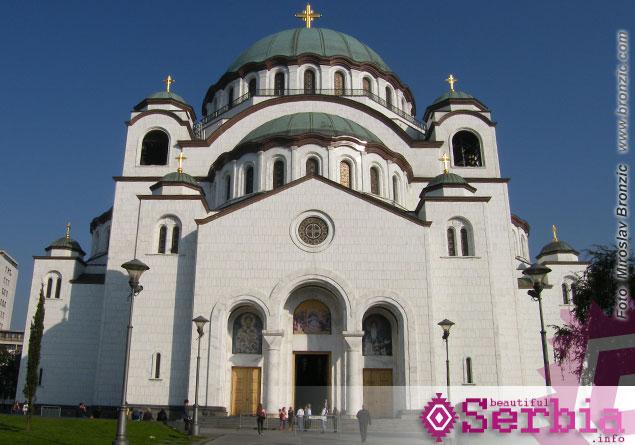 hram svetog save u beogradu Razgledanje Beograda