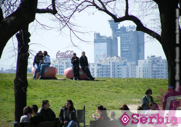 kalemegdan park Razgledanje Beograda