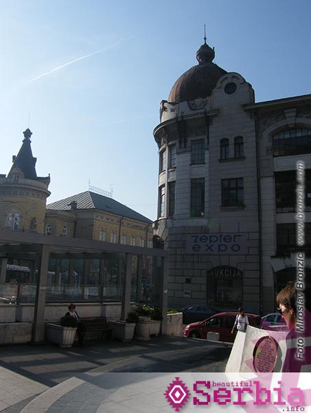 kluz Razgledanje Beograda