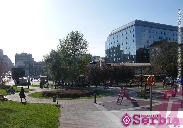 miticeva rupa Razgledanje Beograda