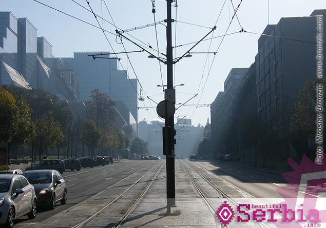 nemanjina Razgledanje Beograda