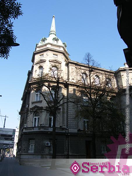 novi dvor Razgledanje Beograda