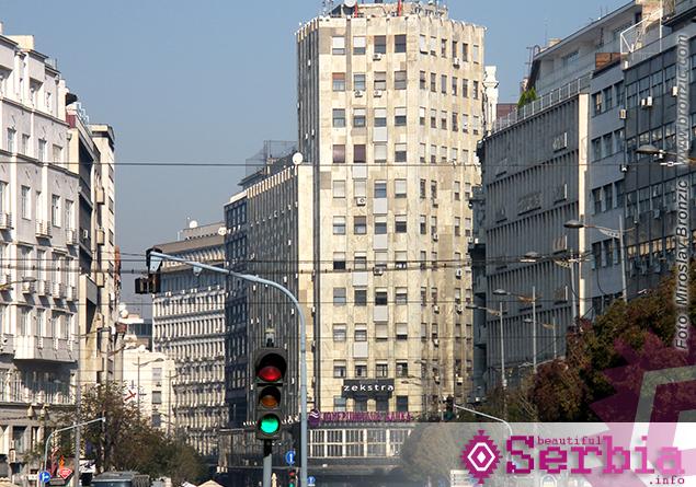 palata albanija Razgledanje Beograda