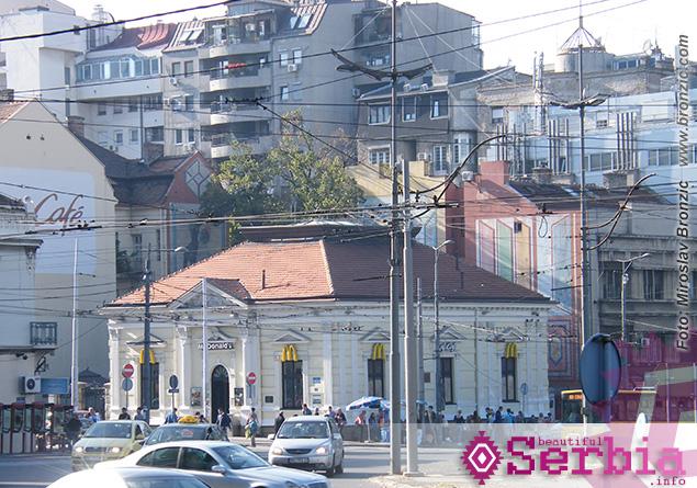 slavija Razgledanje Beograda
