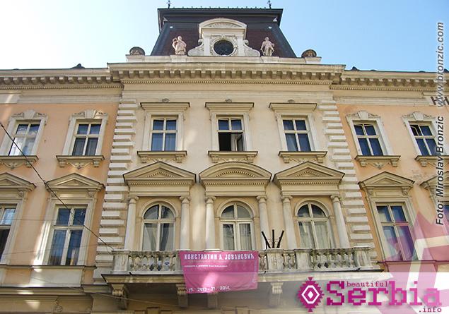 zaduzbina nikole spasica Razgledanje Beograda