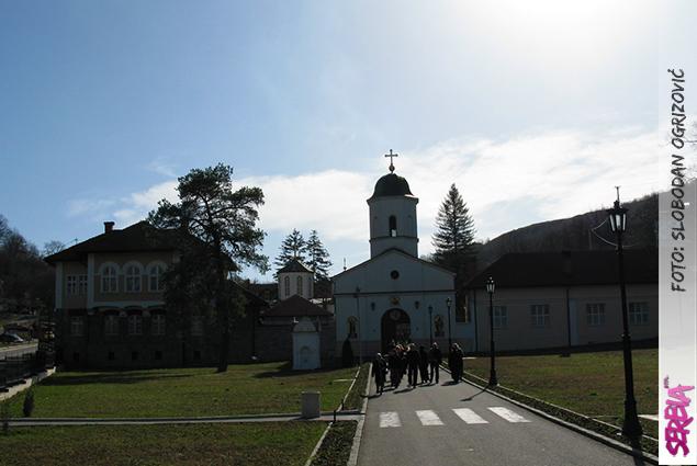 manastir rakovica1 Beogradski manastiri i još ponešto