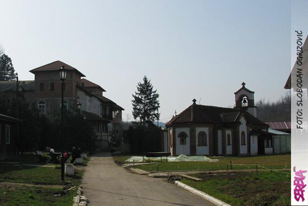 manastir slanci Beogradski manastiri i još ponešto