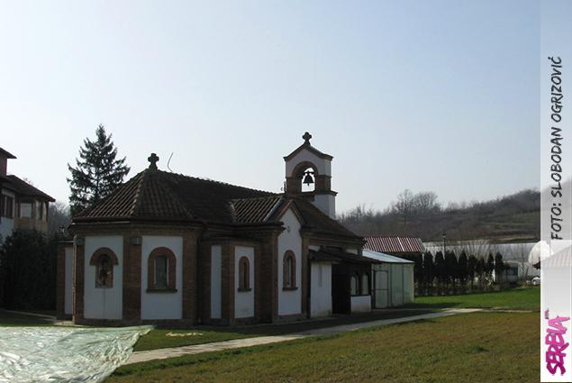 manastir sv stefana Beogradski manastiri i još ponešto