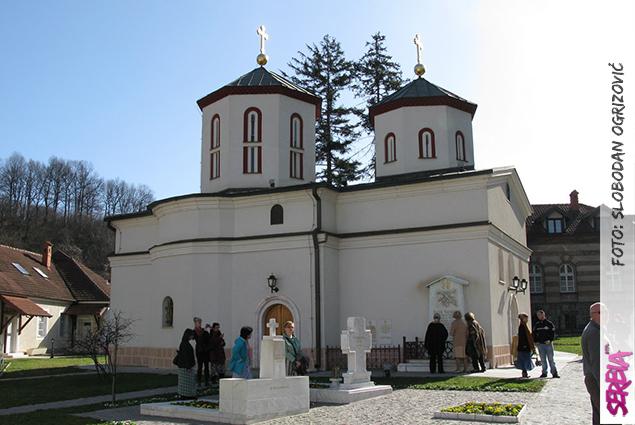 rakovica manastir Beogradski manastiri i još ponešto