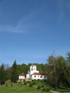 Kaona 1 225x300 Ваљево, Бранковина, манастир Каона