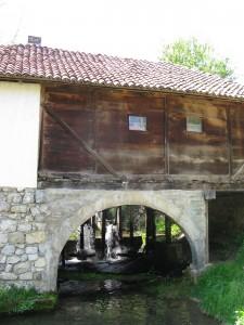 Mlin na Gradcu 225x300 Ваљево, Бранковина, манастир Каона