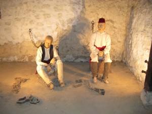 Muselimov konak podrum tamnica 300x225 Ваљево, Бранковина, манастир Каона