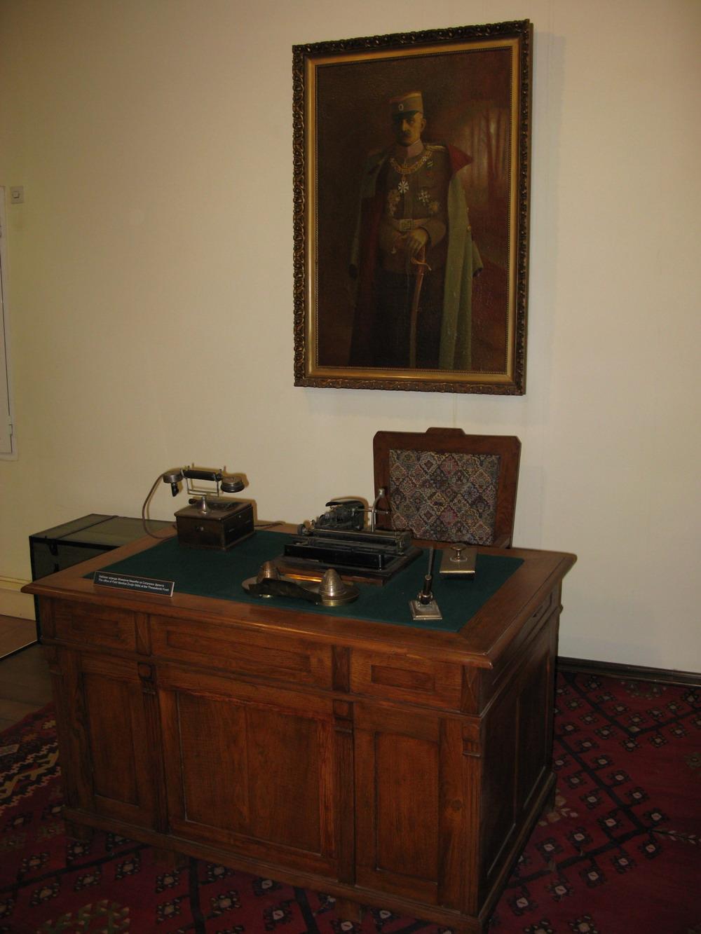 Narodni muzej kabinet vojvode Misica Ваљево, Бранковина, манастир Каона