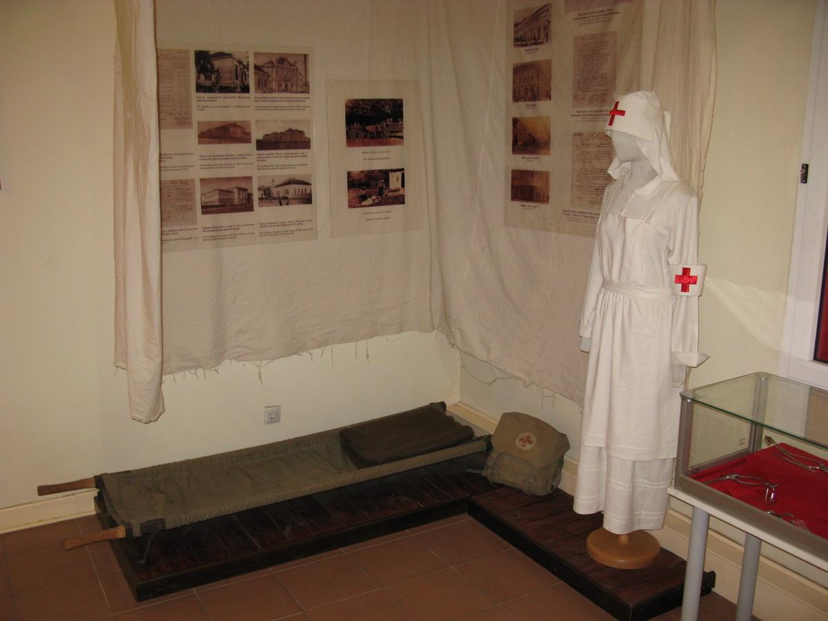 Narodni muzej valjevska bolnica Ваљево, Бранковина, манастир Каона
