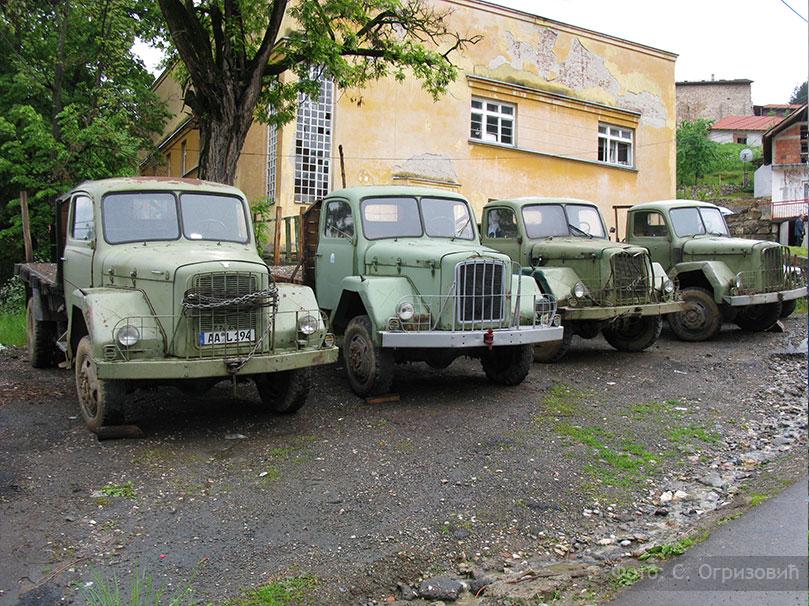 "banjska kamioni Косово и Метохија 2016: ""Зеница ока мога гнездо је лепоти твојој"""