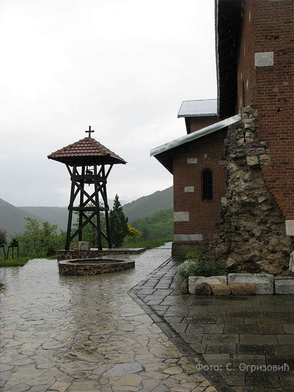 """banjska zvonik Косово и Метохија 2016: """"Зеница ока мога гнездо је лепоти твојој"""""""