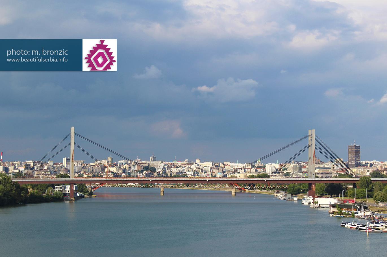 beograd mostovi Da li ste znali da su beogradski savski mostovi jedinstveni u svetu – baš svi!