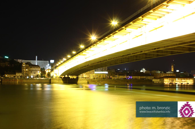 brankov most Da li ste znali da su beogradski savski mostovi jedinstveni u svetu – baš svi!