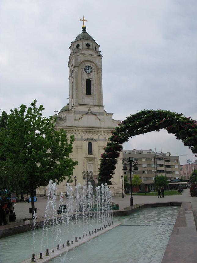 crkva smederevo Смедерево, ту близу  Кратак излет