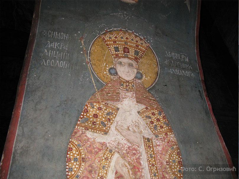 """freska simonida Косово и Метохија 2016: """"Зеница ока мога гнездо је лепоти твојој"""""""