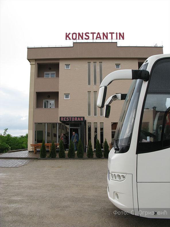 """hotel konstantin laplje selo Косово и Метохија 2016: """"Зеница ока мога гнездо је лепоти твојој"""""""