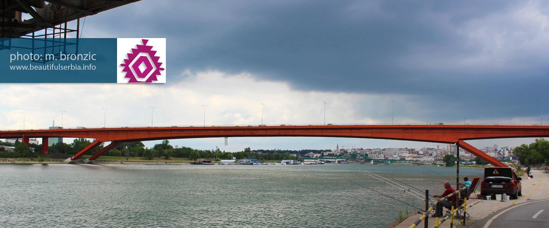 most gazela Da li ste znali da su beogradski savski mostovi jedinstveni u svetu – baš svi!