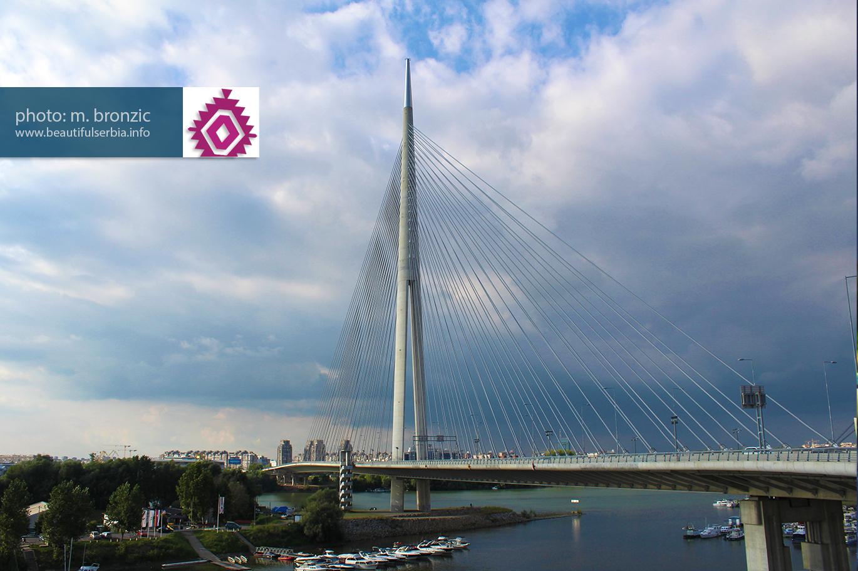 most na adi beograd Da li ste znali da su beogradski savski mostovi jedinstveni u svetu – baš svi!