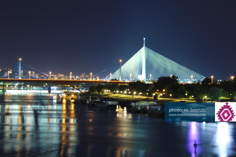 most na adi Da li ste znali da su beogradski savski mostovi jedinstveni u svetu – baš svi!