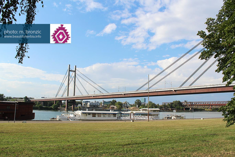 novi zeleznicki most beograd Da li ste znali da su beogradski savski mostovi jedinstveni u svetu – baš svi!