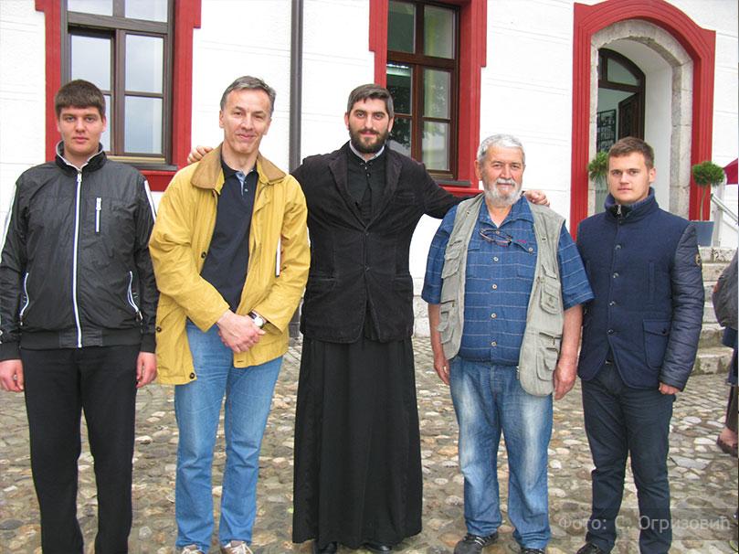"""ogrizovic u prizrenu Косово и Метохија 2016: """"Зеница ока мога гнездо је лепоти твојој"""""""