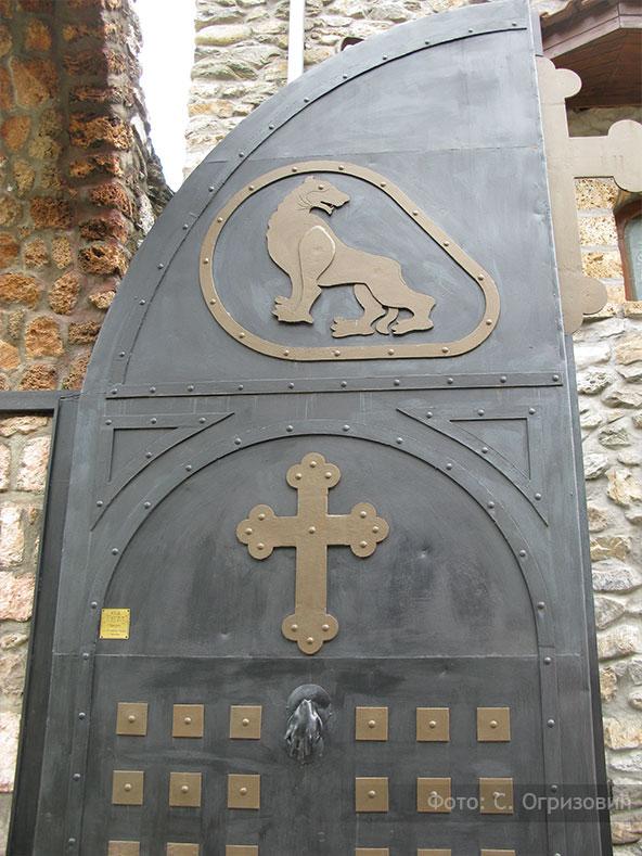 """prizren manastir kapija Косово и Метохија 2016: """"Зеница ока мога гнездо је лепоти твојој"""""""
