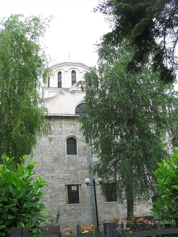 """saborna crkva prizren Косово и Метохија 2016: """"Зеница ока мога гнездо је лепоти твојој"""""""