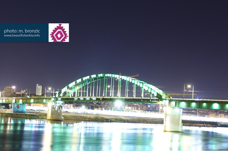 savski most Da li ste znali da su beogradski savski mostovi jedinstveni u svetu – baš svi!
