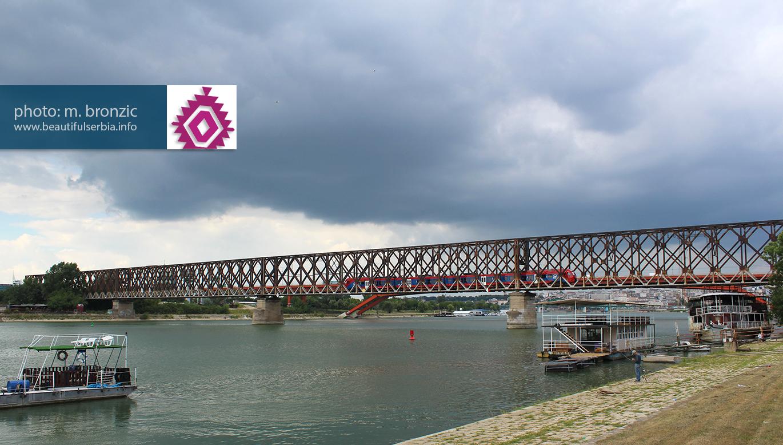 stari zeleznicki most beograd Da li ste znali da su beogradski savski mostovi jedinstveni u svetu – baš svi!