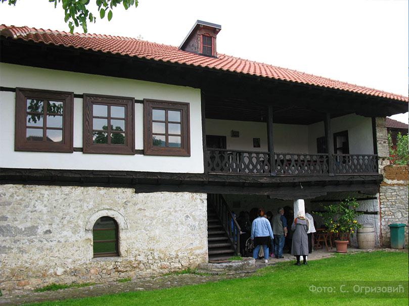 """velika hoca konak Косово и Метохија 2016: """"Зеница ока мога гнездо је лепоти твојој"""""""