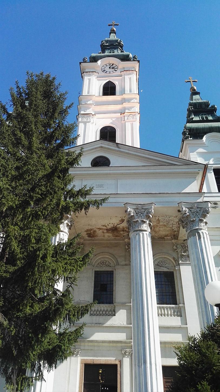 becejska crkva 1 Фантастичан излет до Фантаста